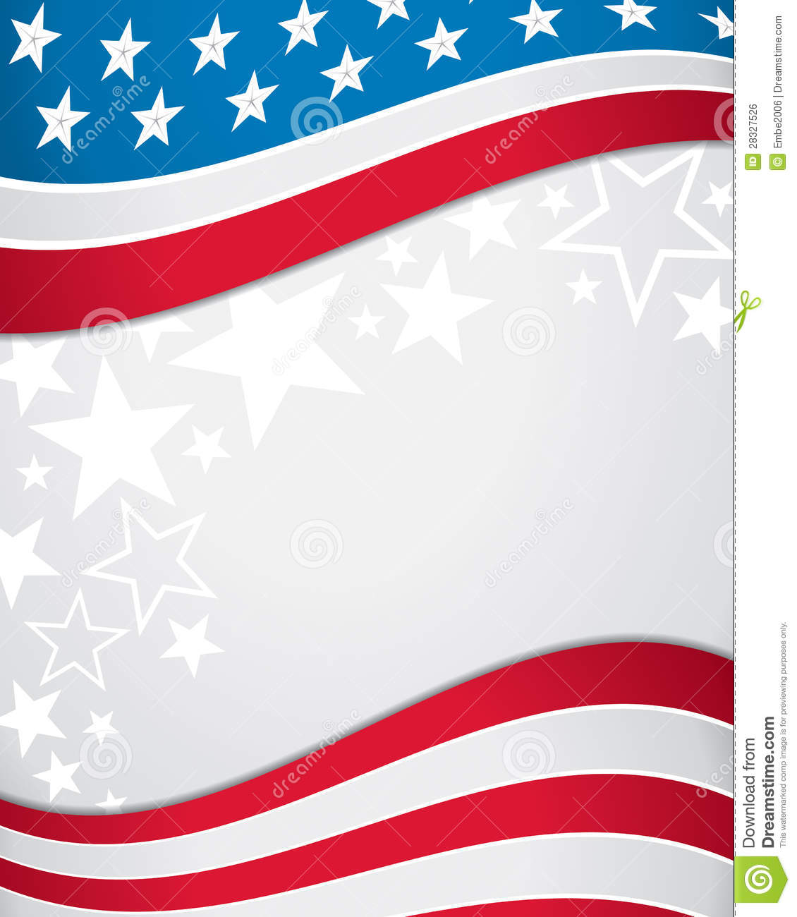 american flag background stock vector illustration of states 28327526