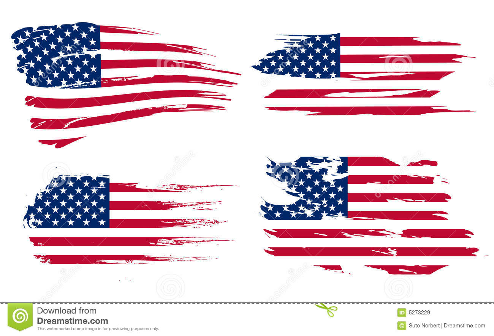 american flag vintage vector - photo #21