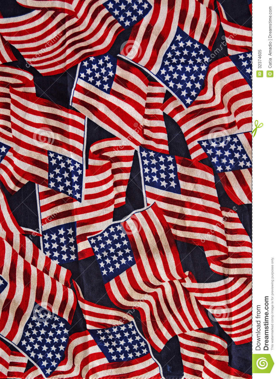 American flag background stock image  Image of abstract
