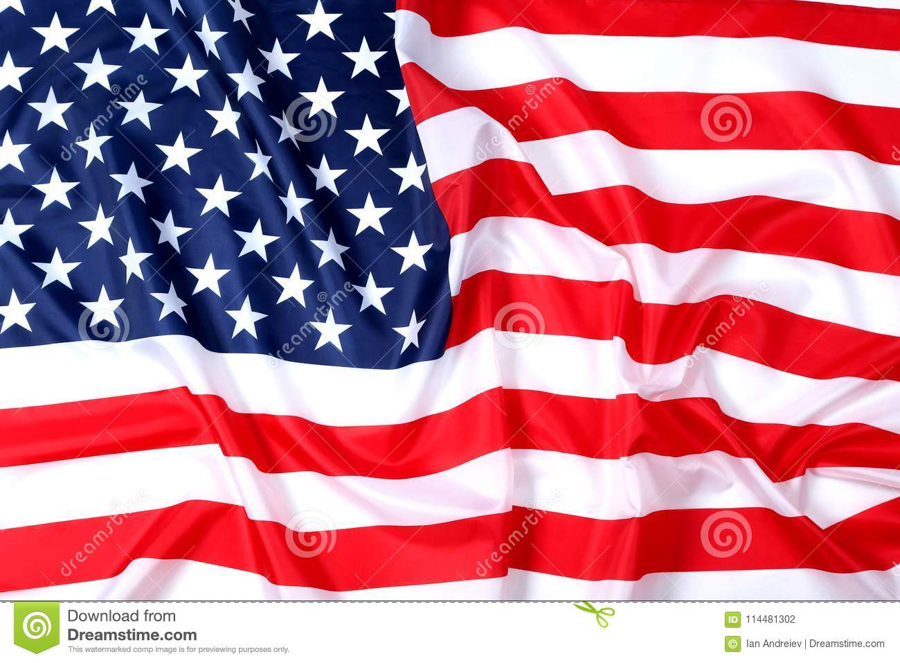 8bcdfc59bdee American flag stock photo. Image of stripes