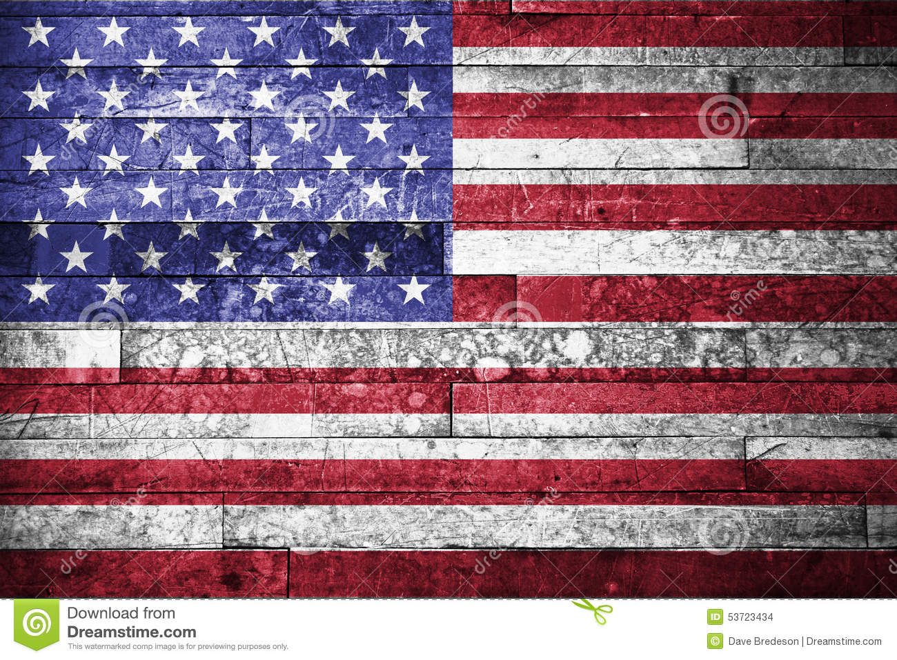 American Flag Background Stock Photo Image Of Independence