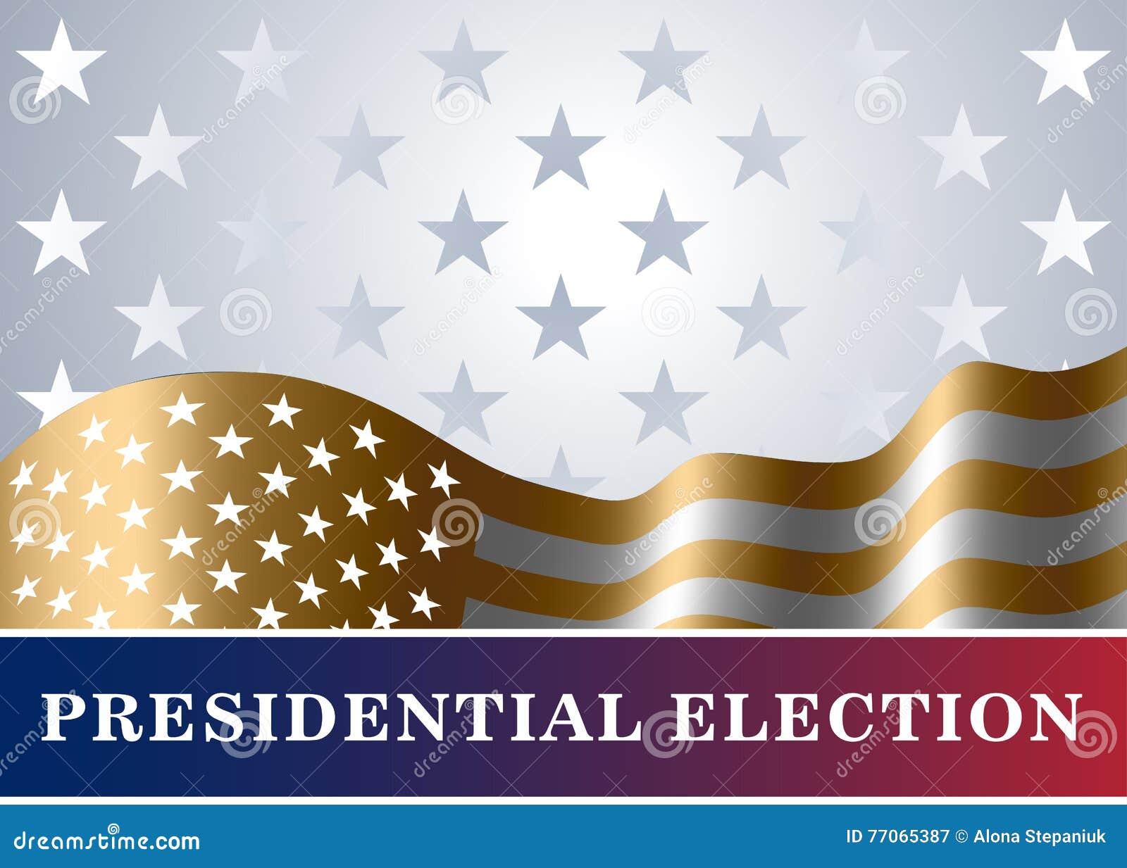 Presidential election date in Australia