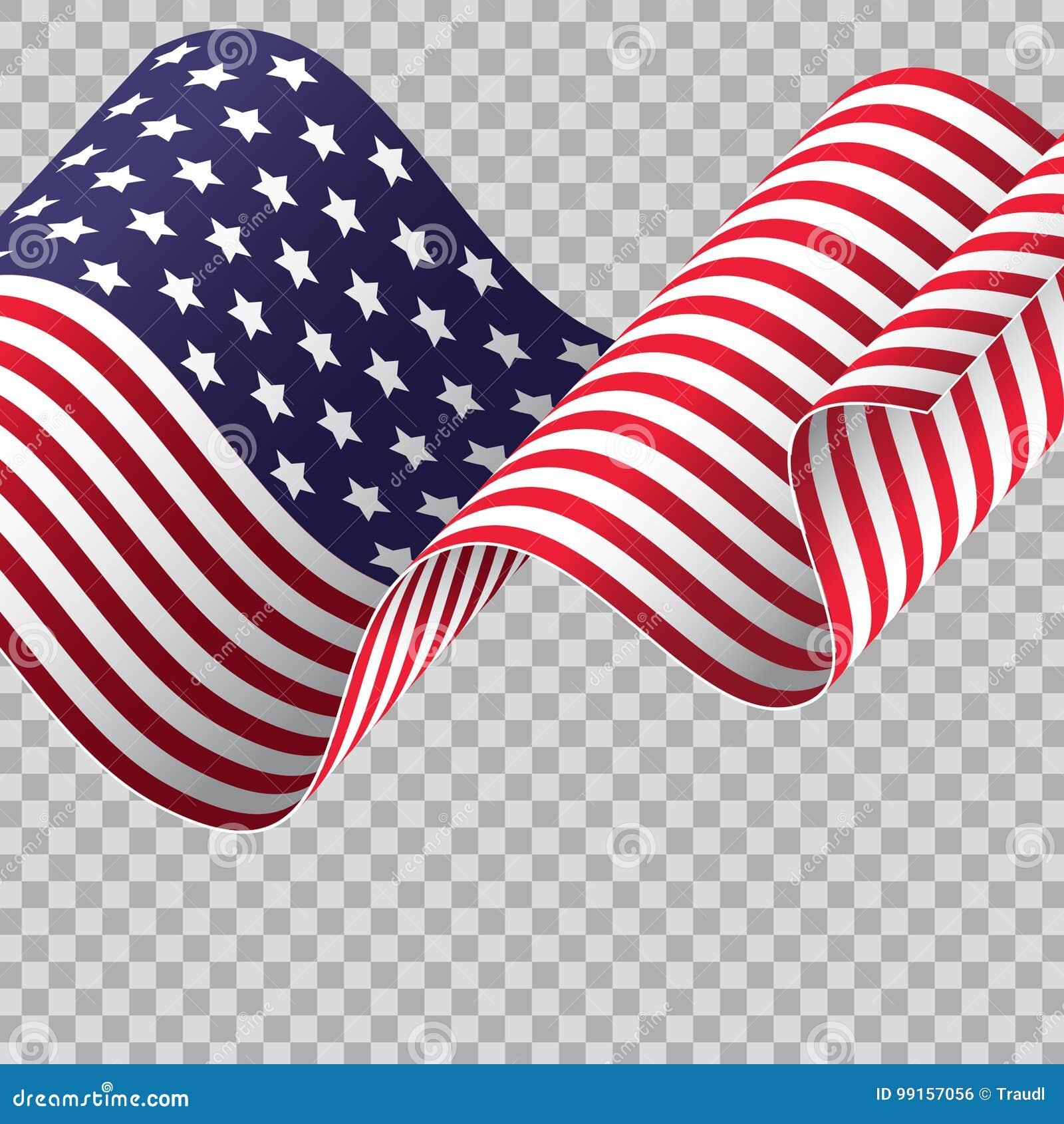 american flag stock vector illustration of glory flag 99157056 rh dreamstime com Cartoon Bow Ties Fun Bow Ties