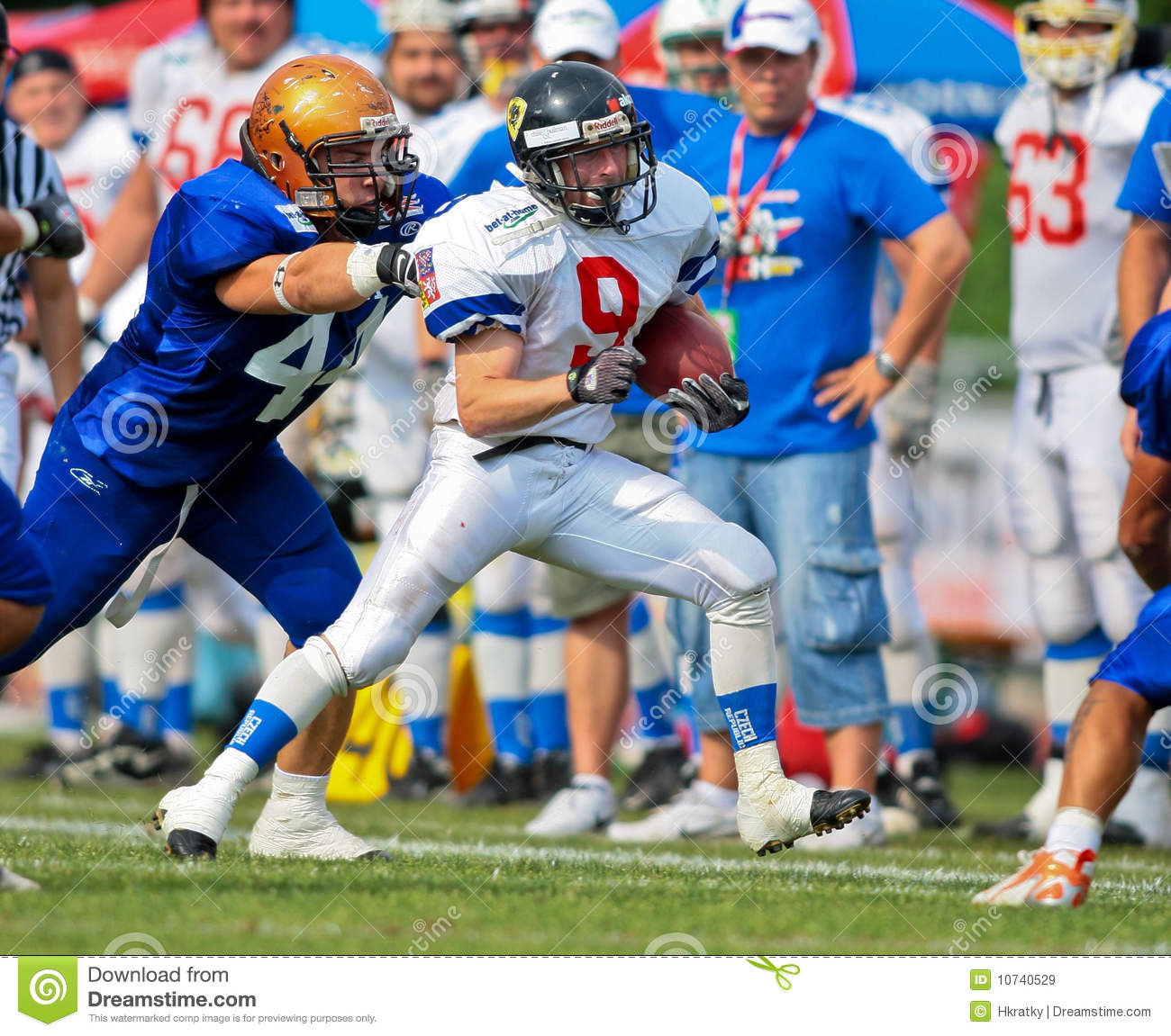 American Football B-European Championship 2009 Editorial ...
