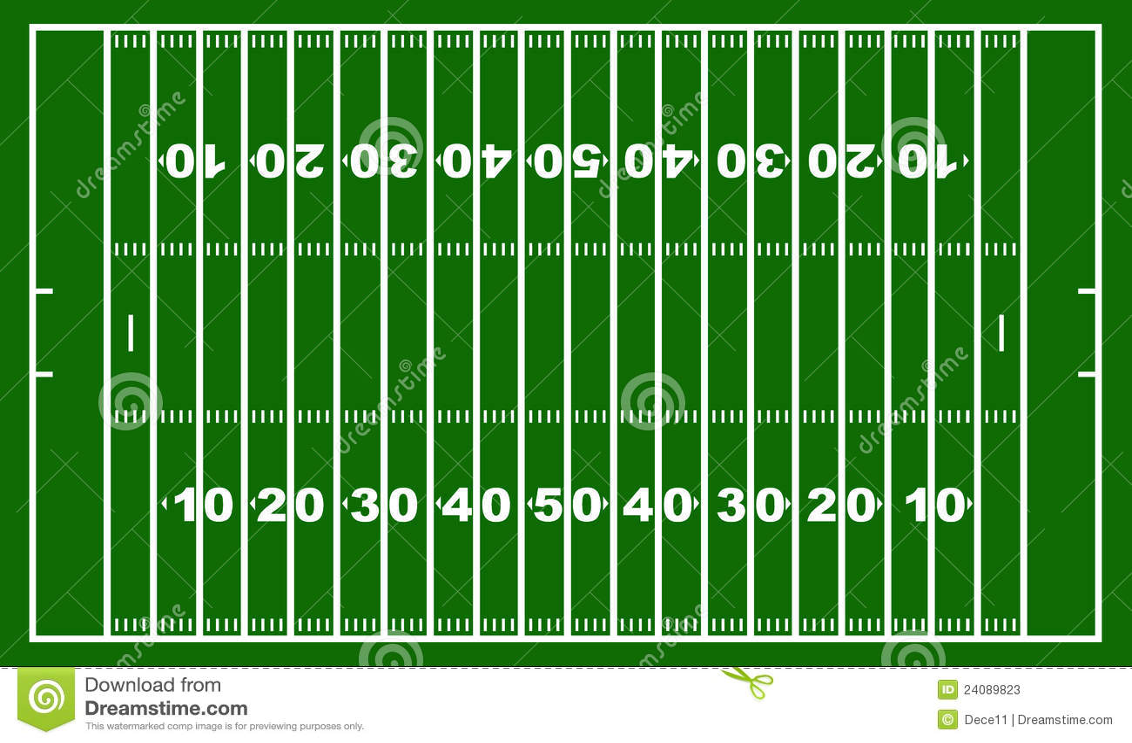 American Football Fiel...