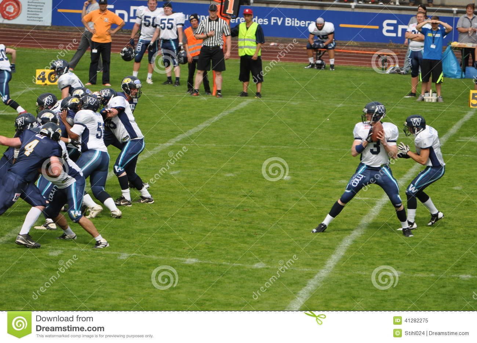 american football online game