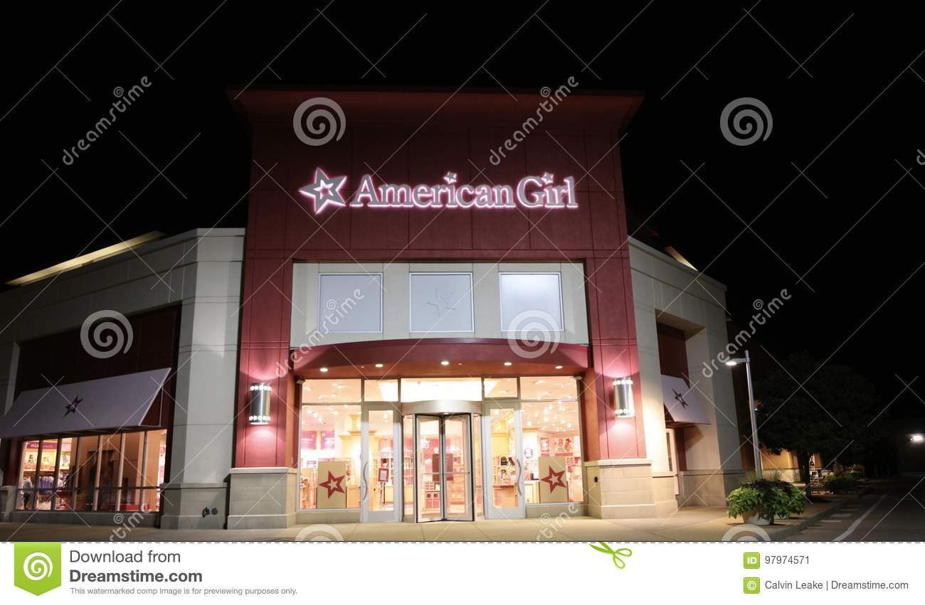 Download American Girl Doll Store, St. Louis, MO Editorial Photo   Image Of