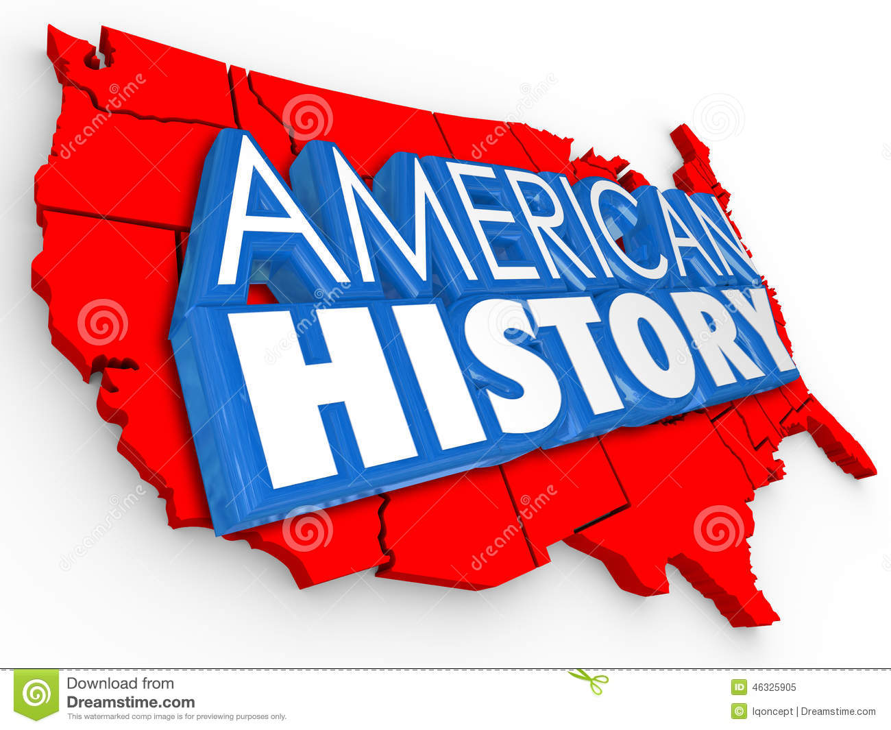 American History D Words USA Map Learning United States Educait - Political map us red blue history