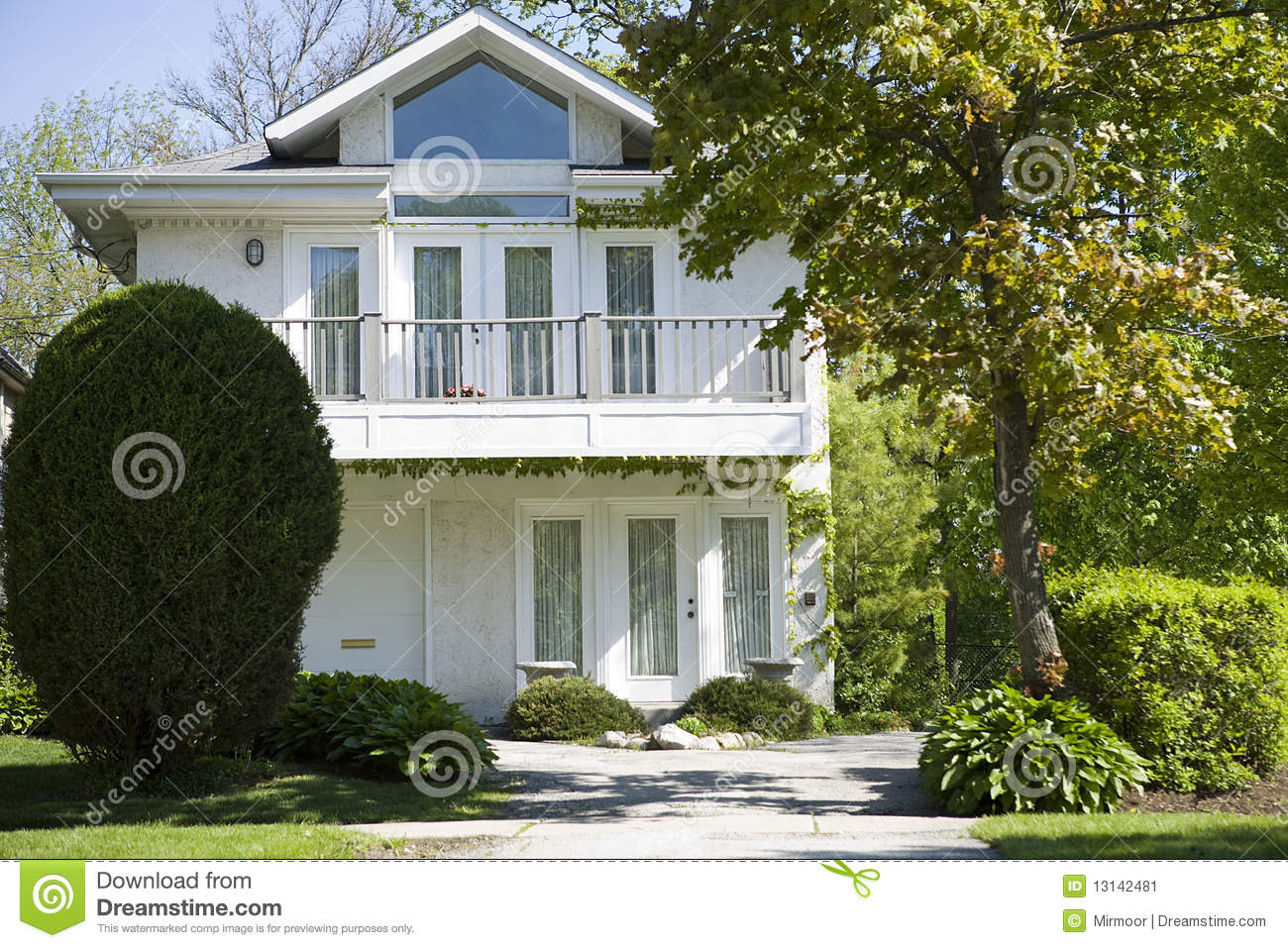 american home and garden stock image image 13142481