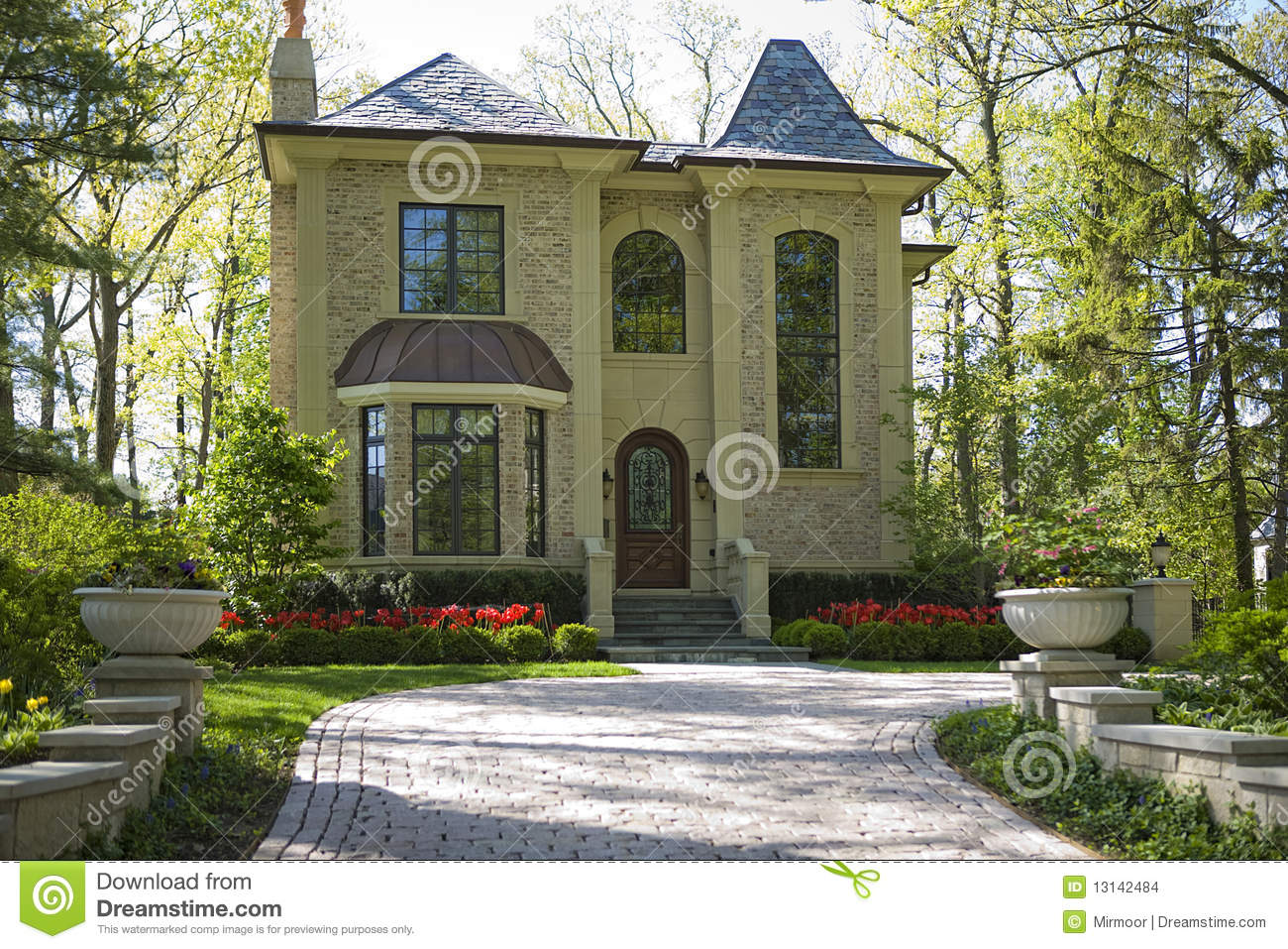 American Home And Garden Stock Images Image 13142484