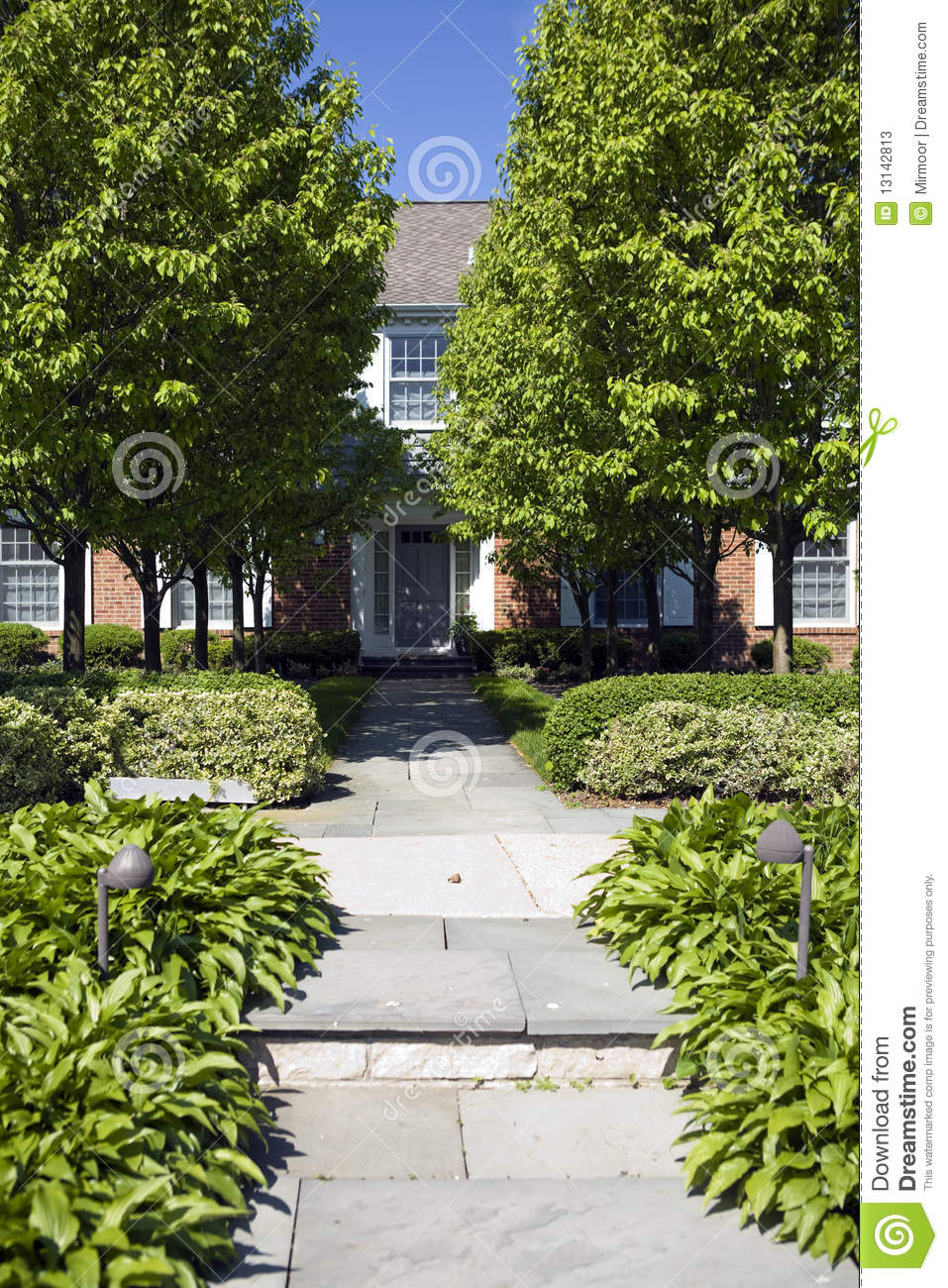 American Home And Garden Stock Photos Image 13142813