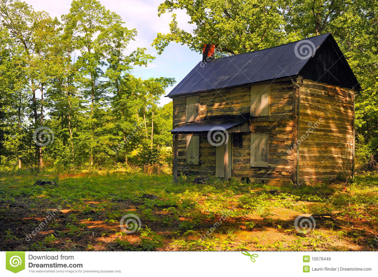 American homestead royalty free stock images image 10579449 for Free homestead