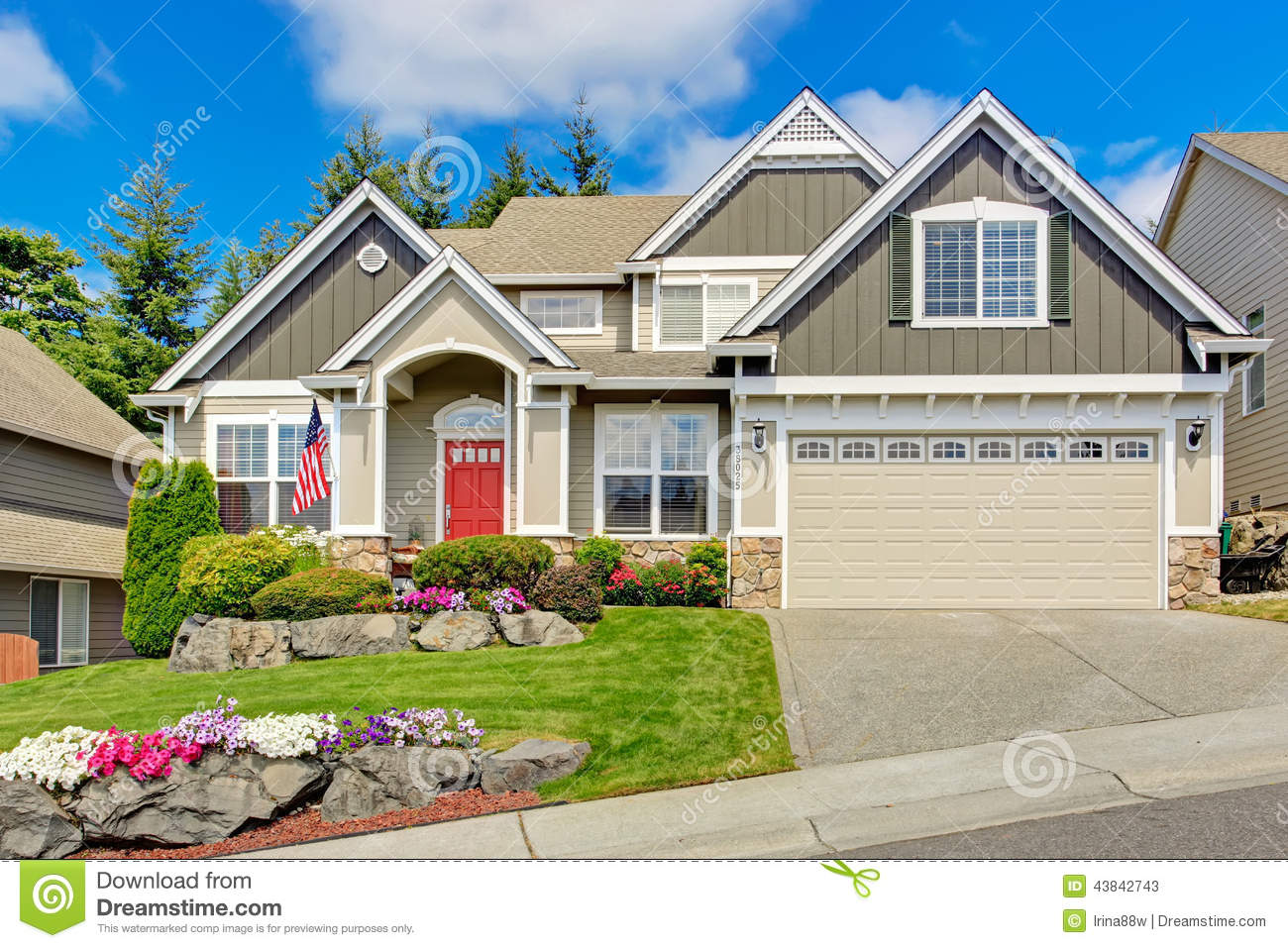 3d Exterior House Design Tags Home Architect Front