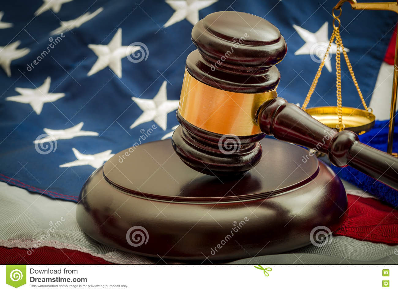American justice system, the judicial