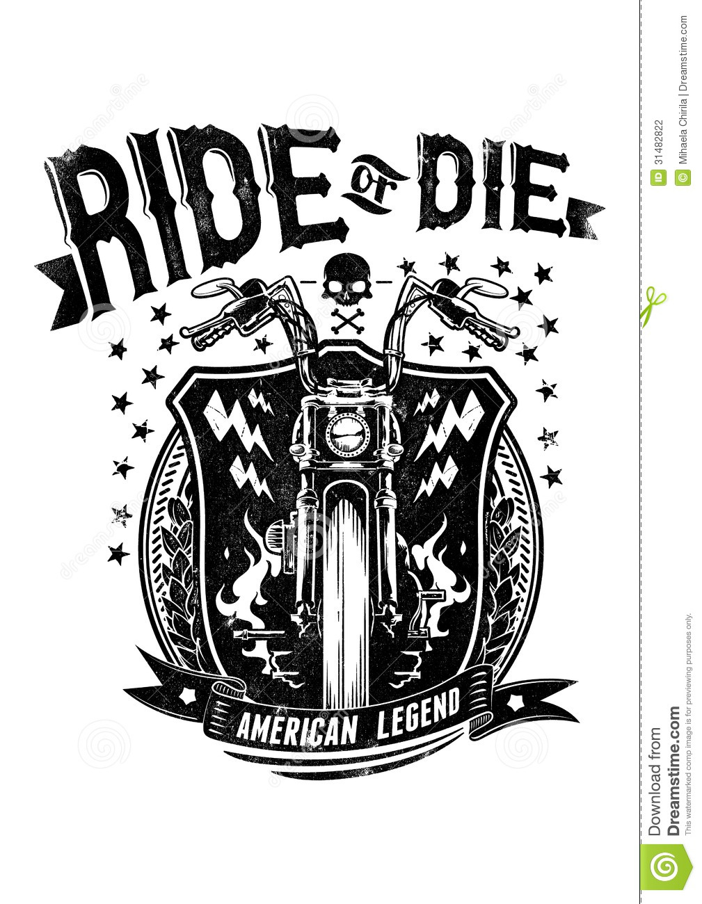 American Legend Stock Photography Image 31482822