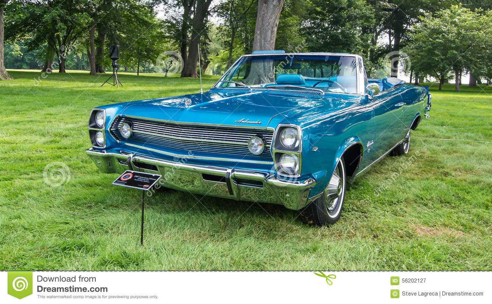 1967 american motors ambassador editorial photography image 56202127 - Car design show ...
