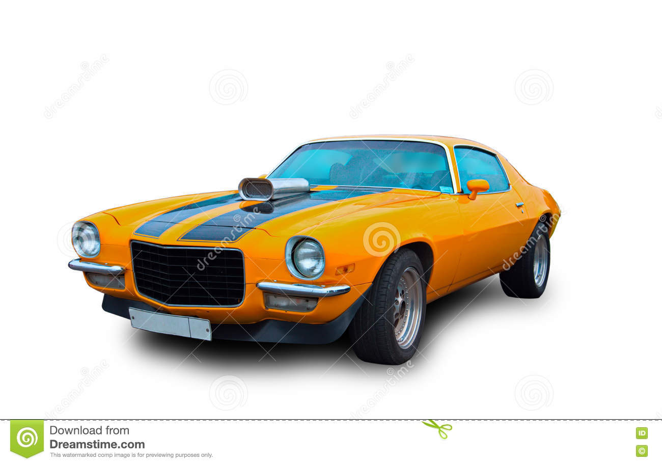 American muscle car editorial photo. Image of chevrolet - 77776511