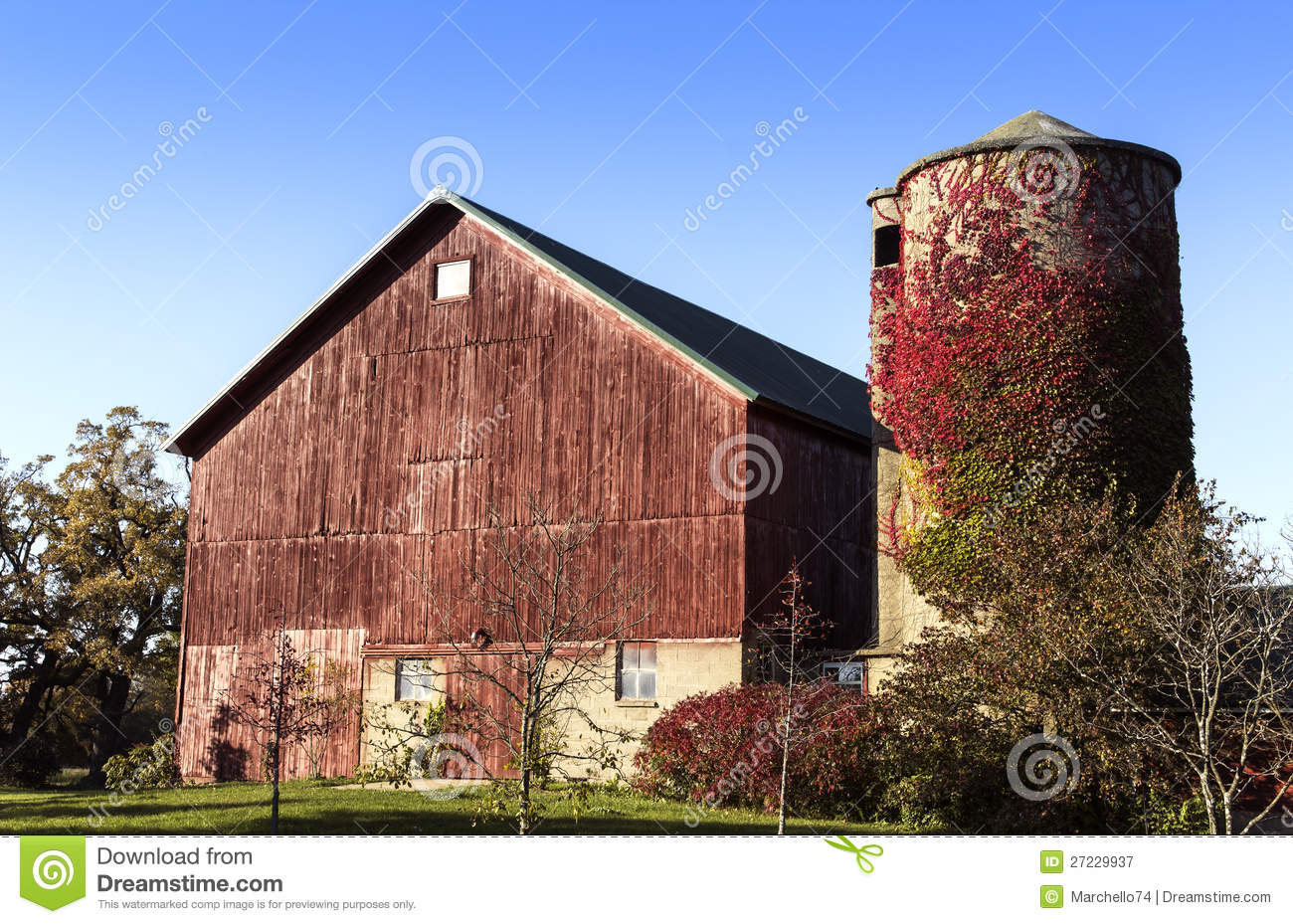American old country farm royalty free stock photography for American barn plans