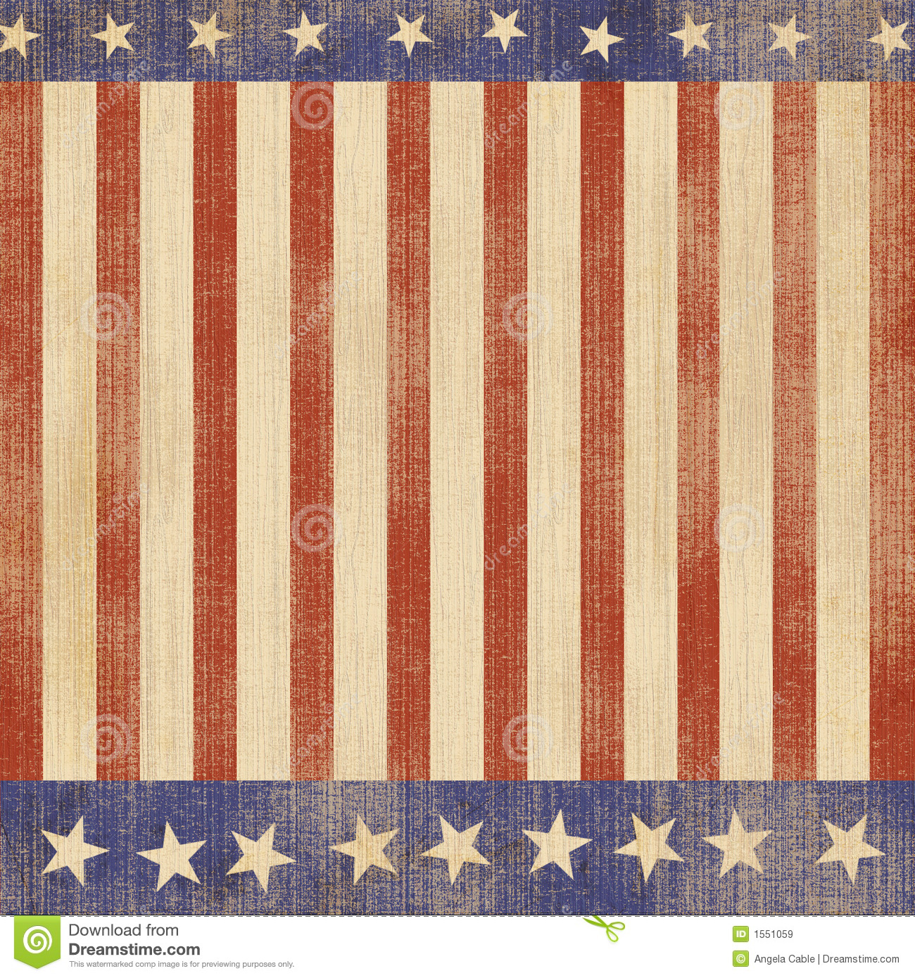 Americana Background Created background Vintage Americana Background