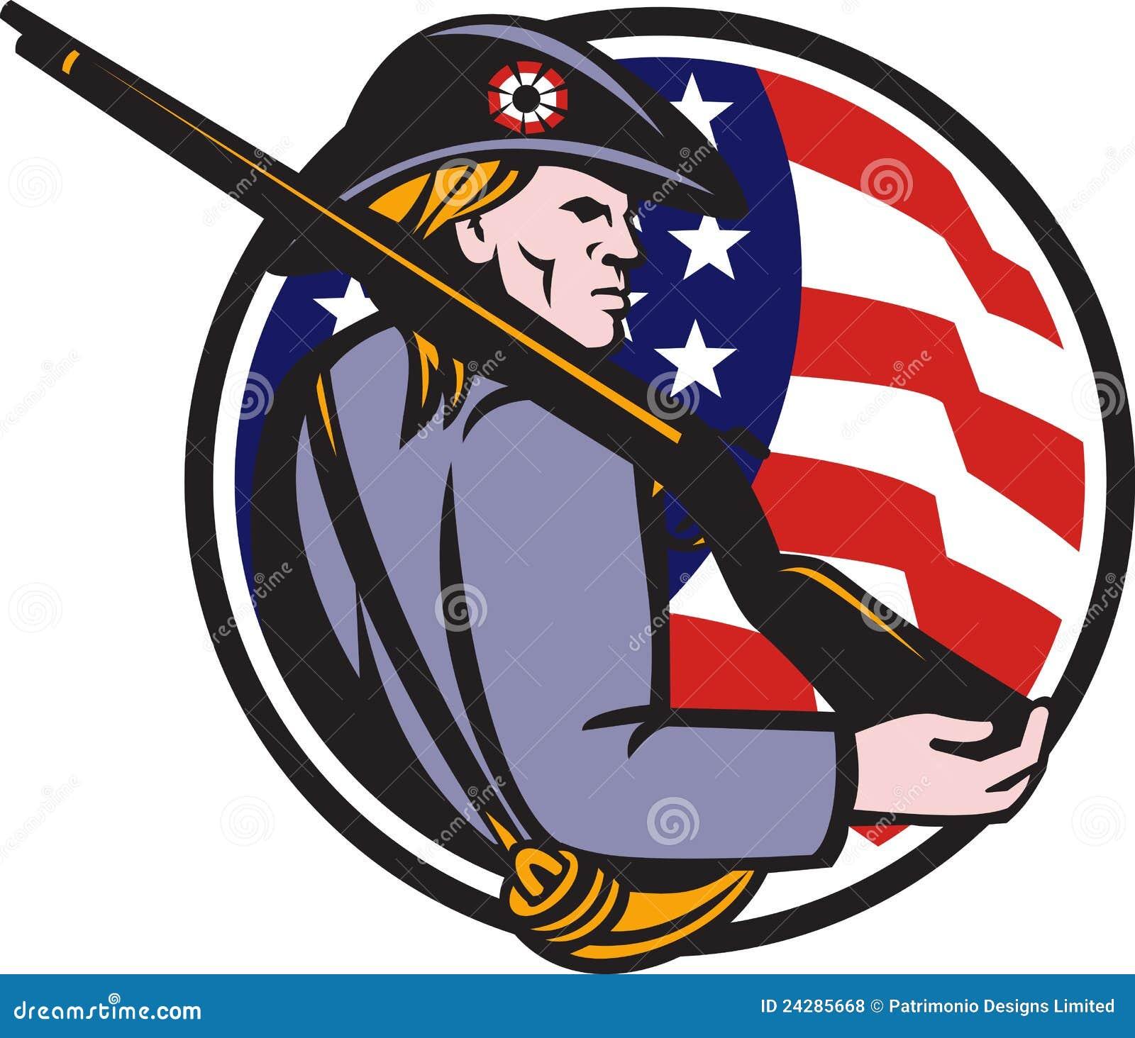 american revolution patriots flag