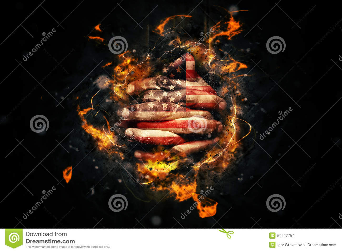 American Prayer stock image  Image of hands, catholic - 50027757