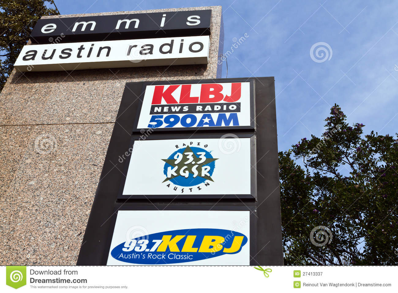 American Radio Stations Editorial Photography Image Of