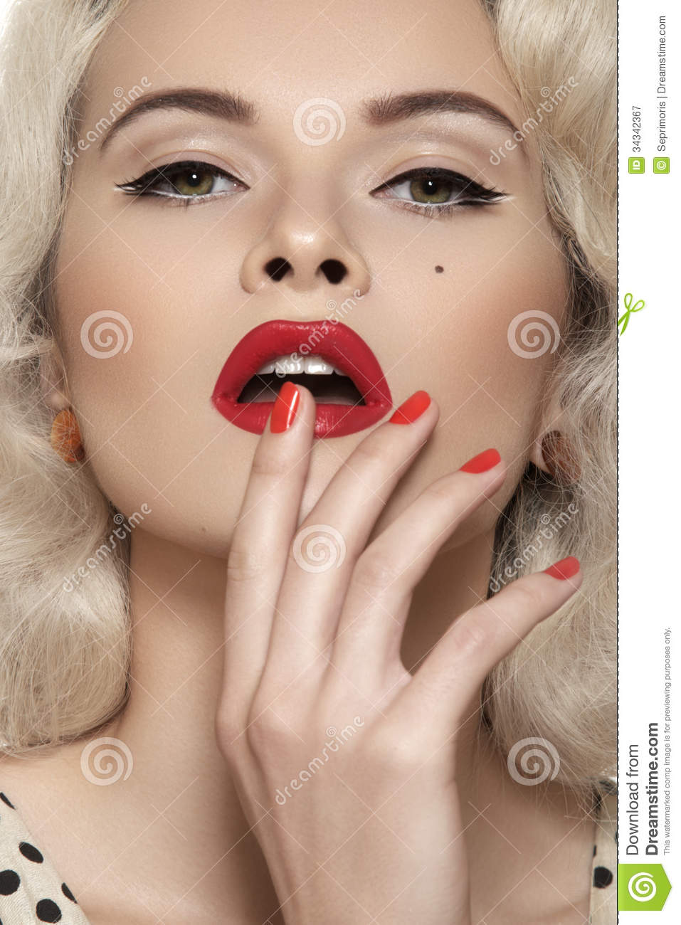50s Pin Up Rockabilly Makeup Hair Tutorial Outfits Images Frompo