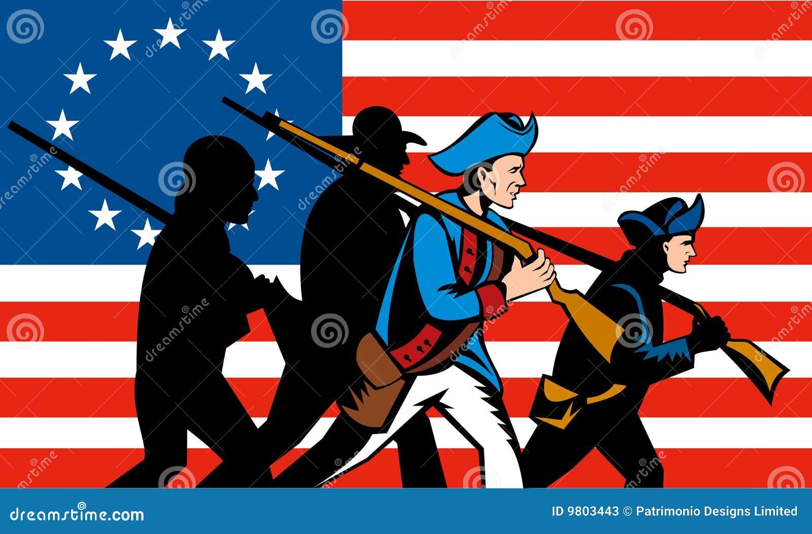 american revolution stock illustrations 1 165 american revolution rh dreamstime com Patriots Revolutionary War Clip Art Patriots Revolutionary War Clip Art