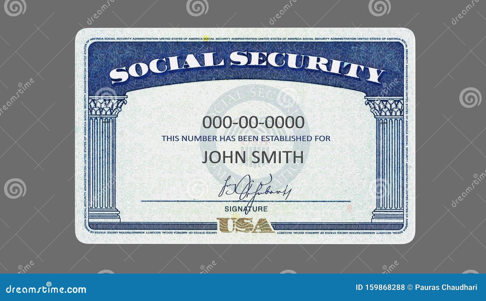 21,21 Social Security Card Photos - Free & Royalty-Free Stock With Regard To Social Security Card Template Free