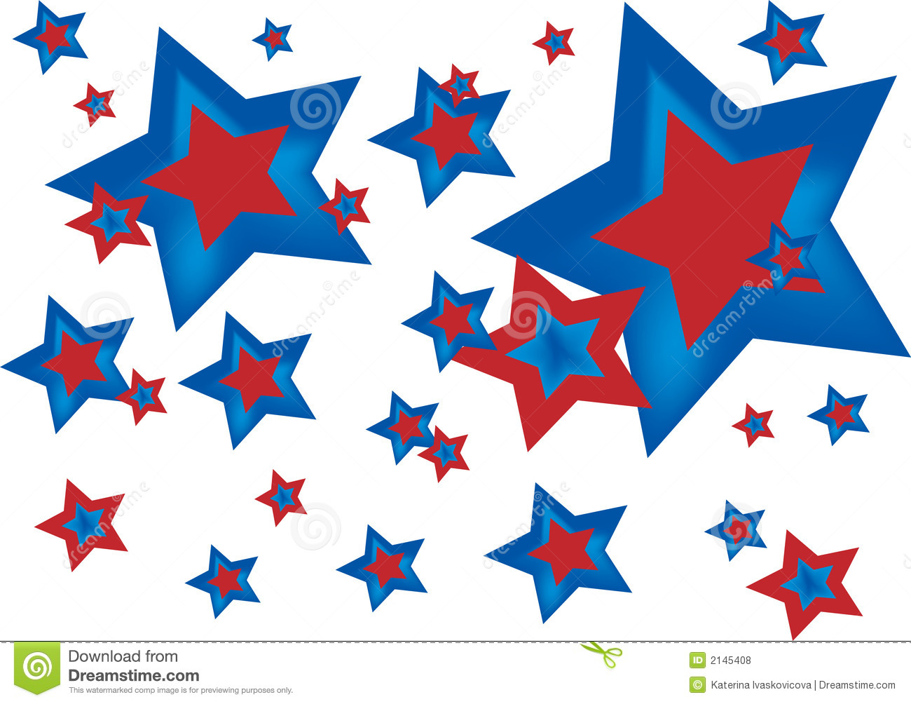 american stars royalty free stock photos image 2145408 Memorial Day Clip Art Free American Flag Waving Clip Art Free
