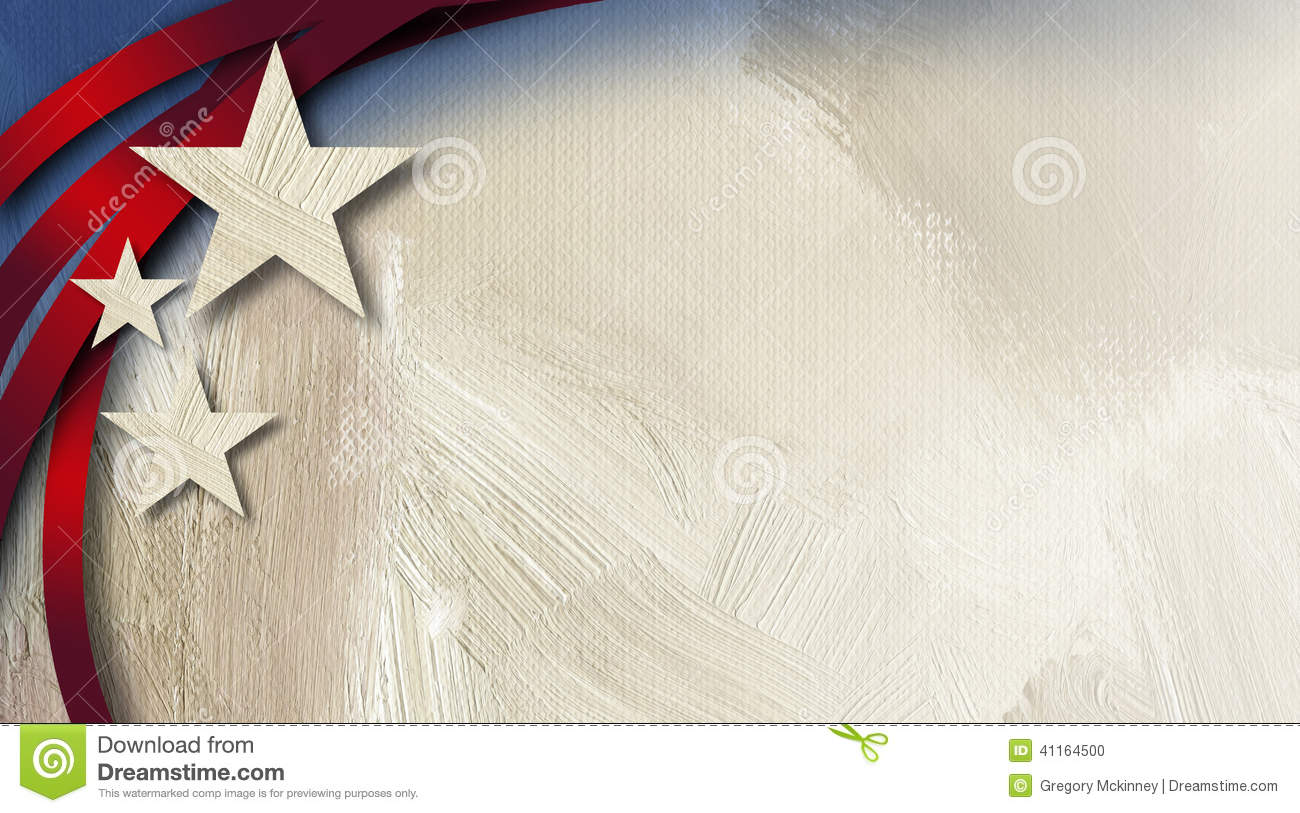 american stars stripes abstract background stock illustration