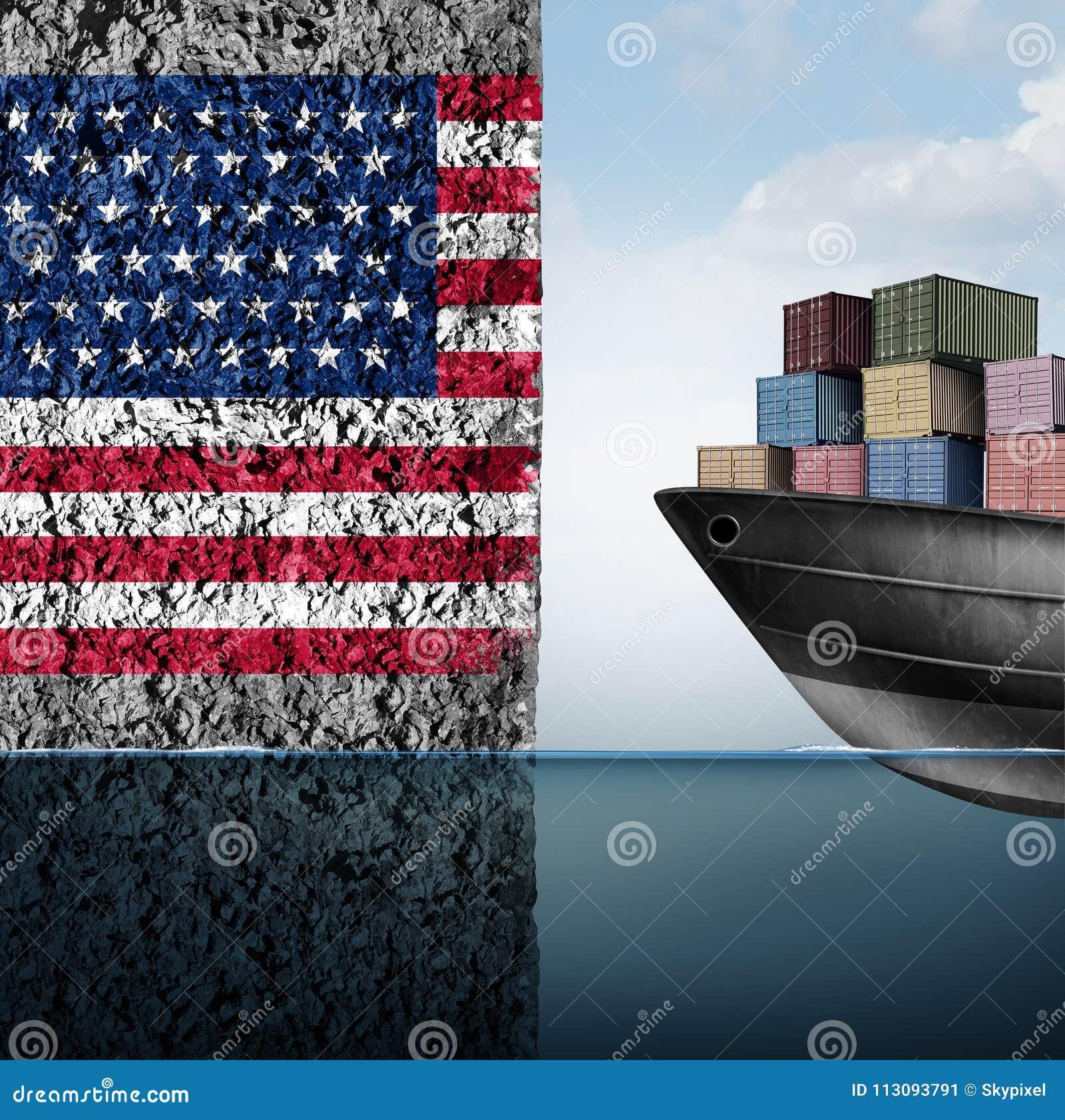 American Trade Barrier