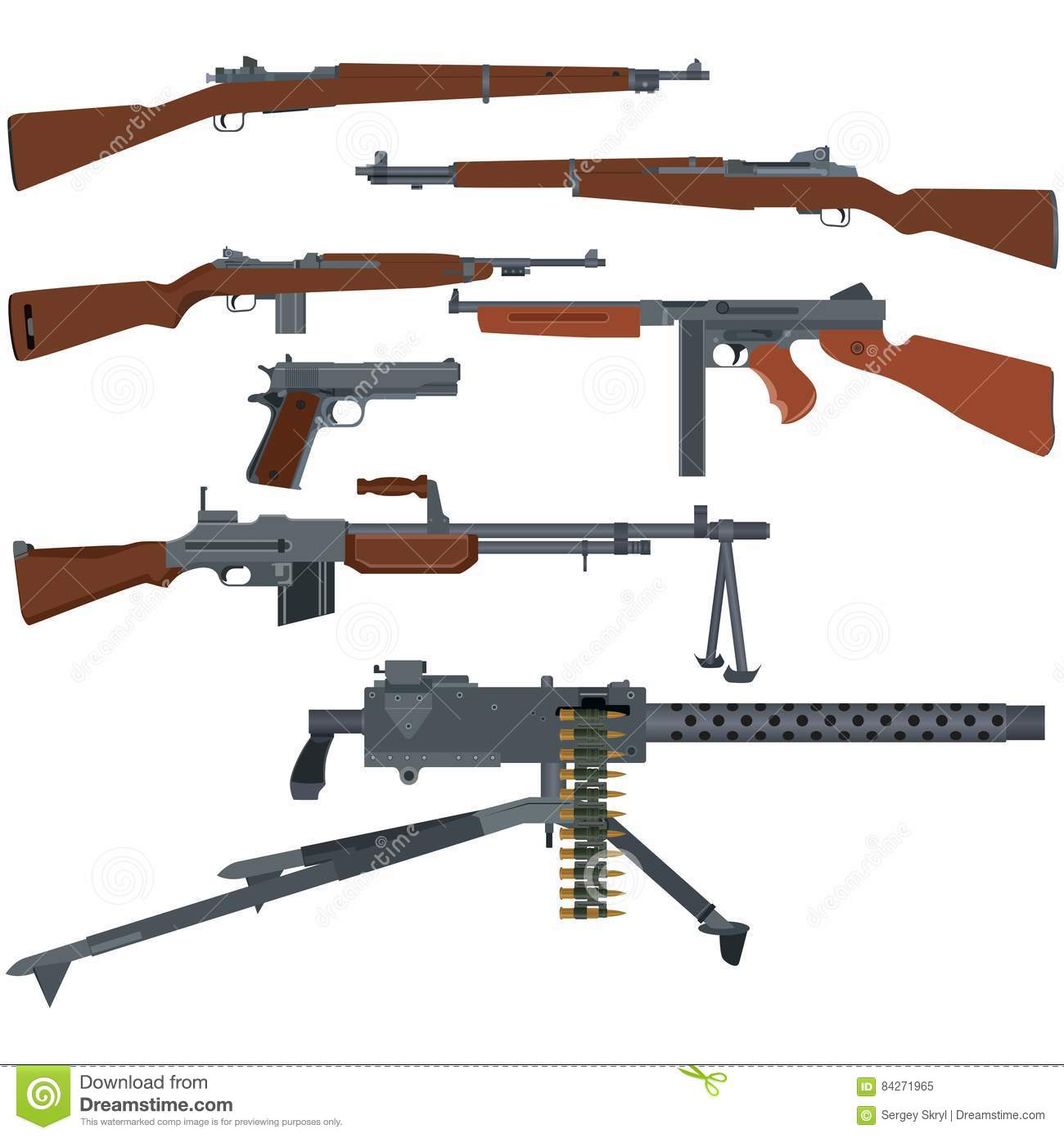 Ww2 American Weapons American Weapons Of Wo...