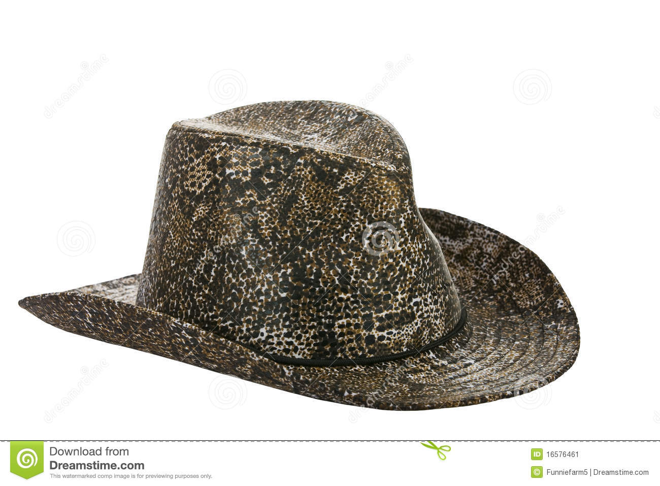 American Wet Weather Cowboy Hat Stock Image - Image of white a7b56f64934