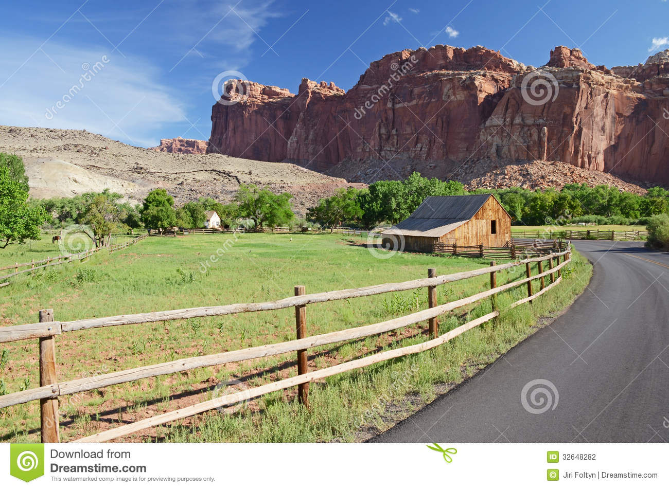 American wild west countryside stock photography image Usa countryside pictures