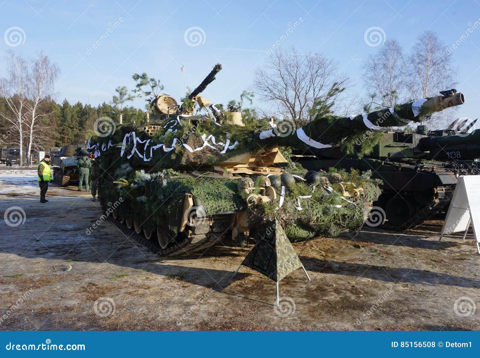 Americano Abrams in Polonia