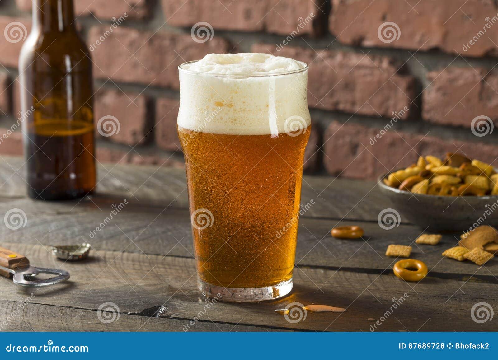 Americano de restauración Lager Crafter Beer del frío