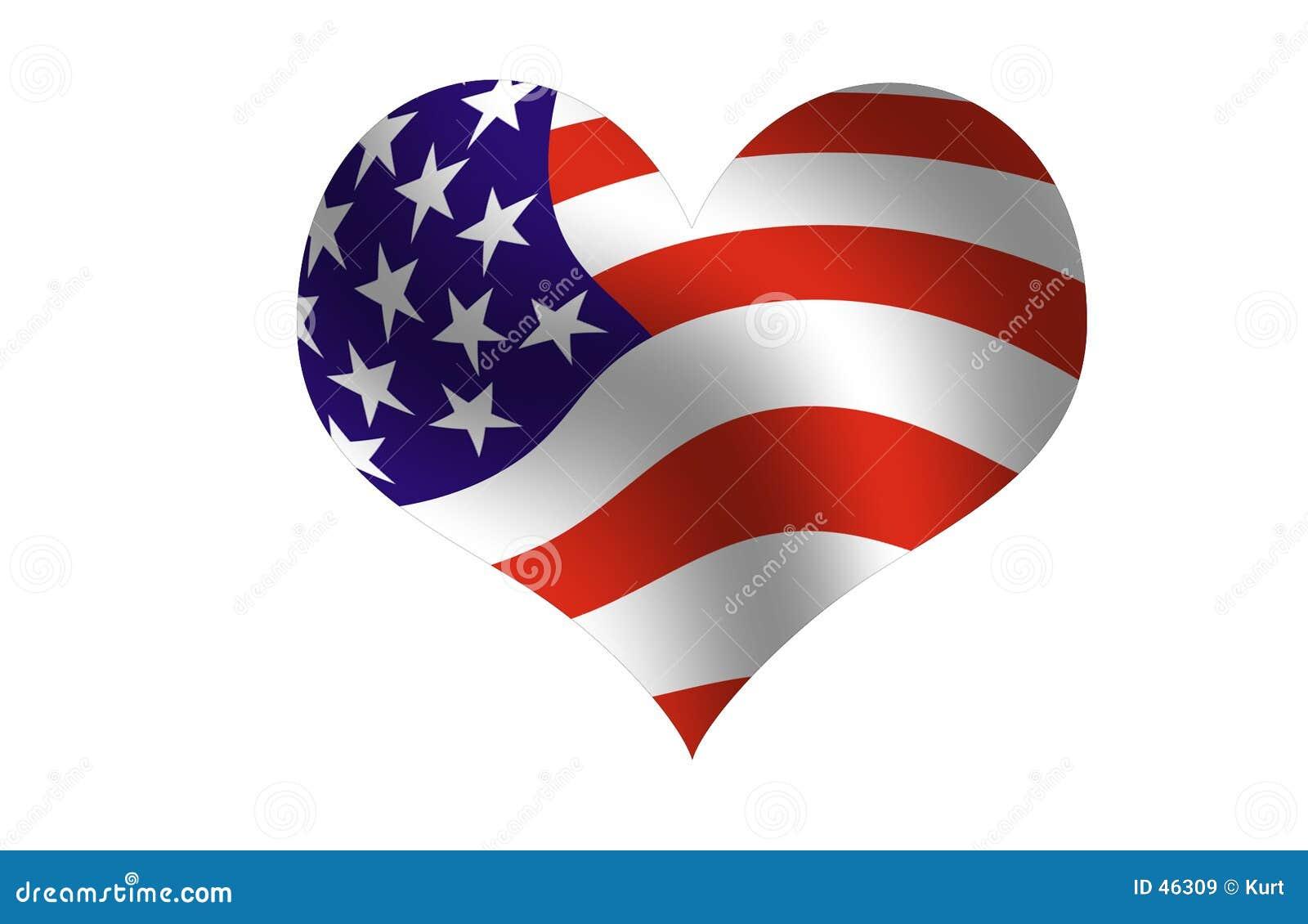 Amerika förälskelse