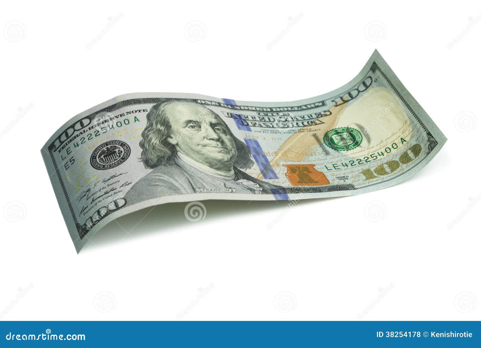 100 Amerikaanse dollar