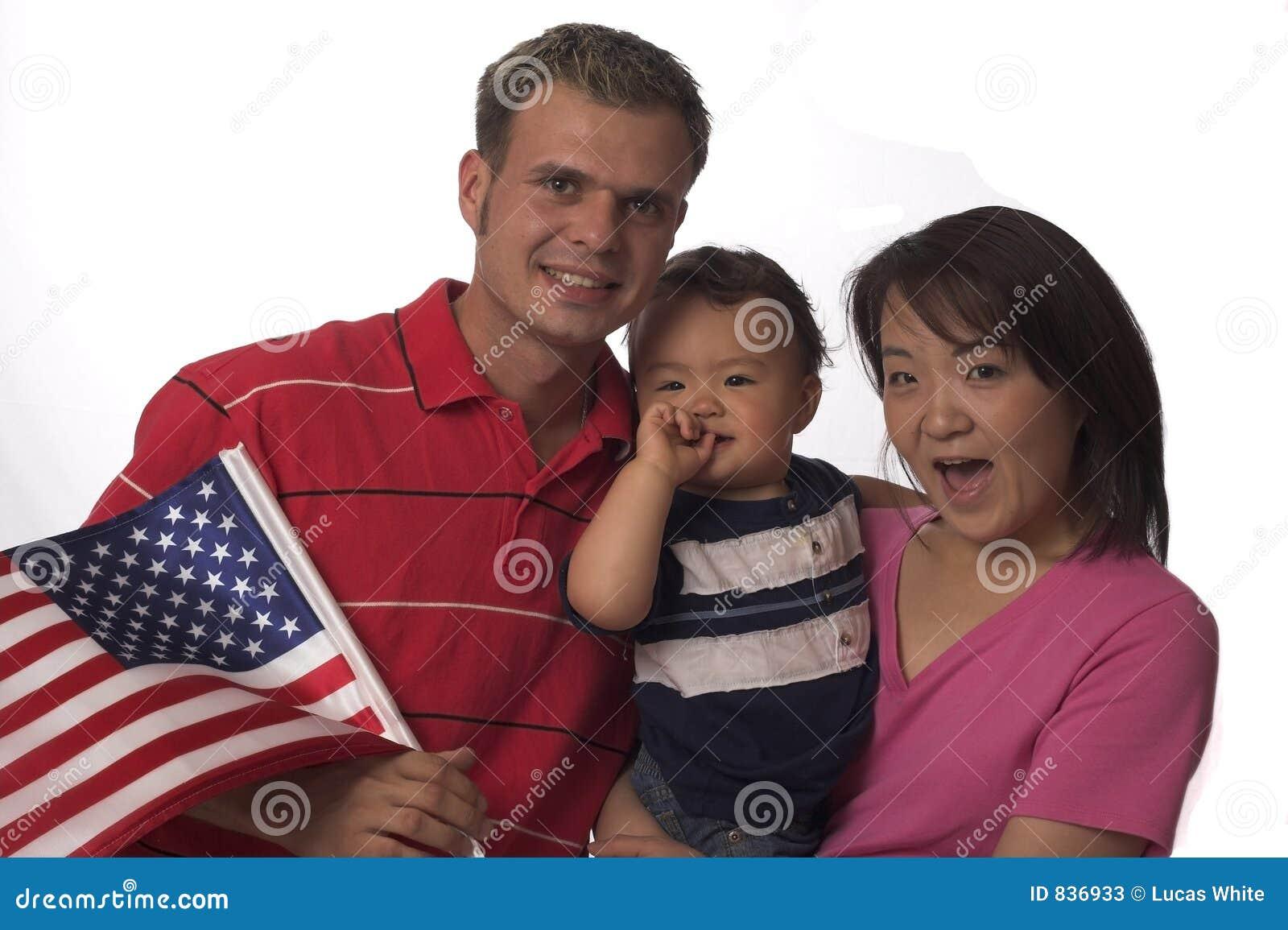 Amerikaanse familie