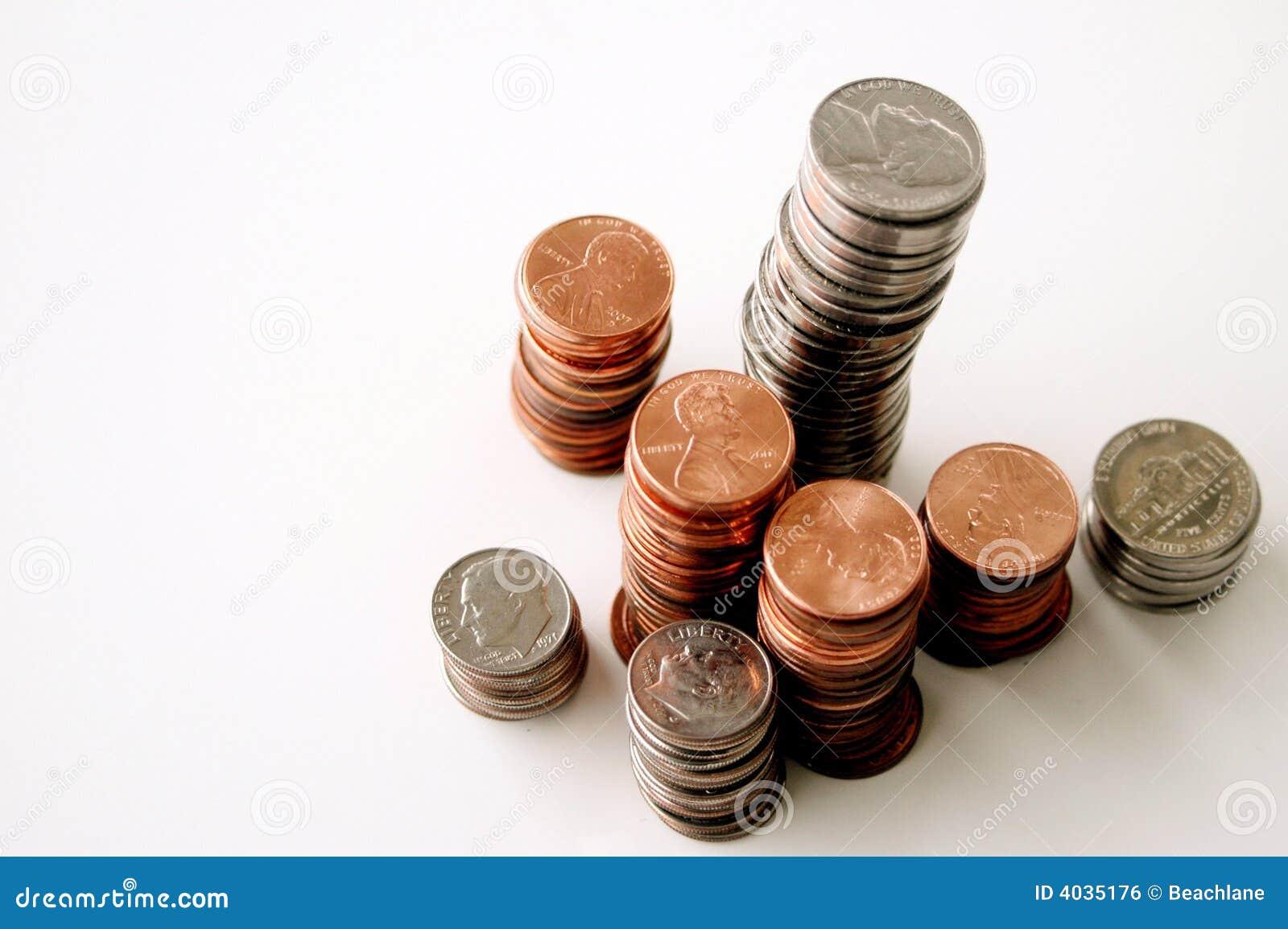 Amerikaanse muntstukken