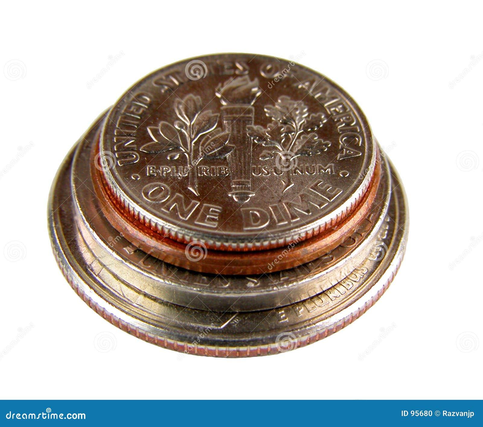 Amerikaanse muntstukkenkegel