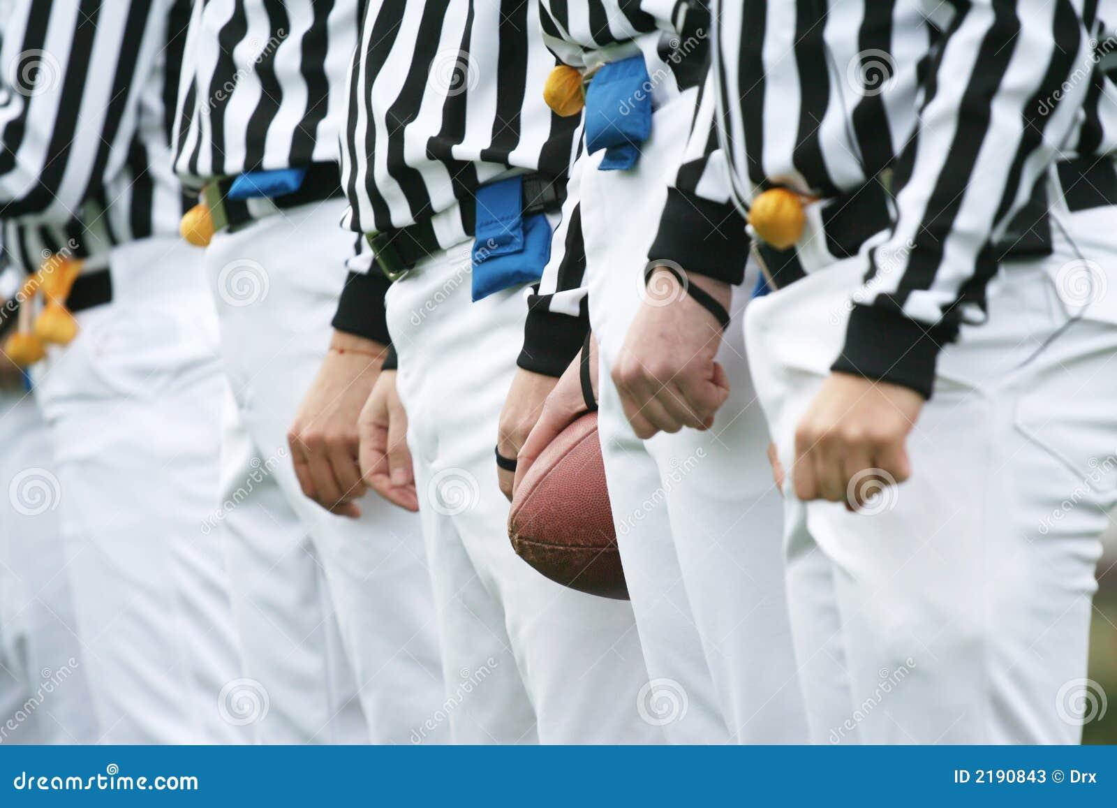 Amerikaanse voetbalScheidsrechters