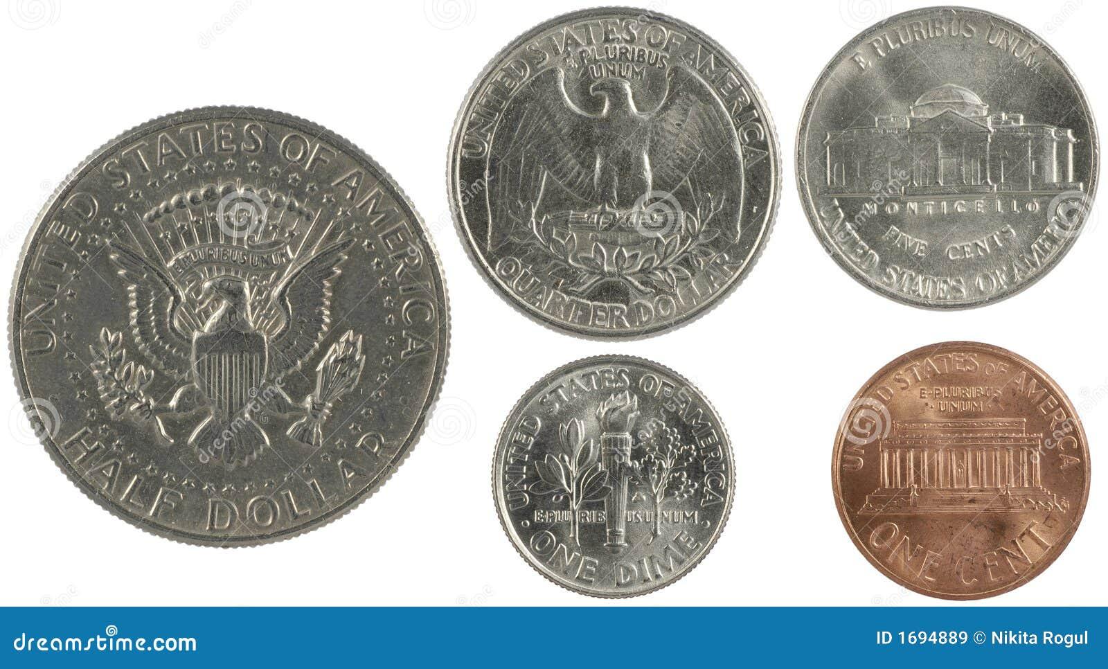 Amerikanische Cents