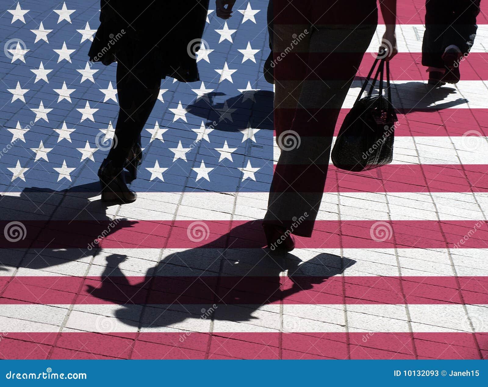 Amerikanische Käufer