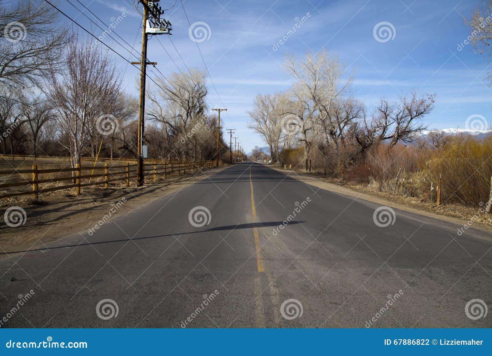 Amerikanische Straße
