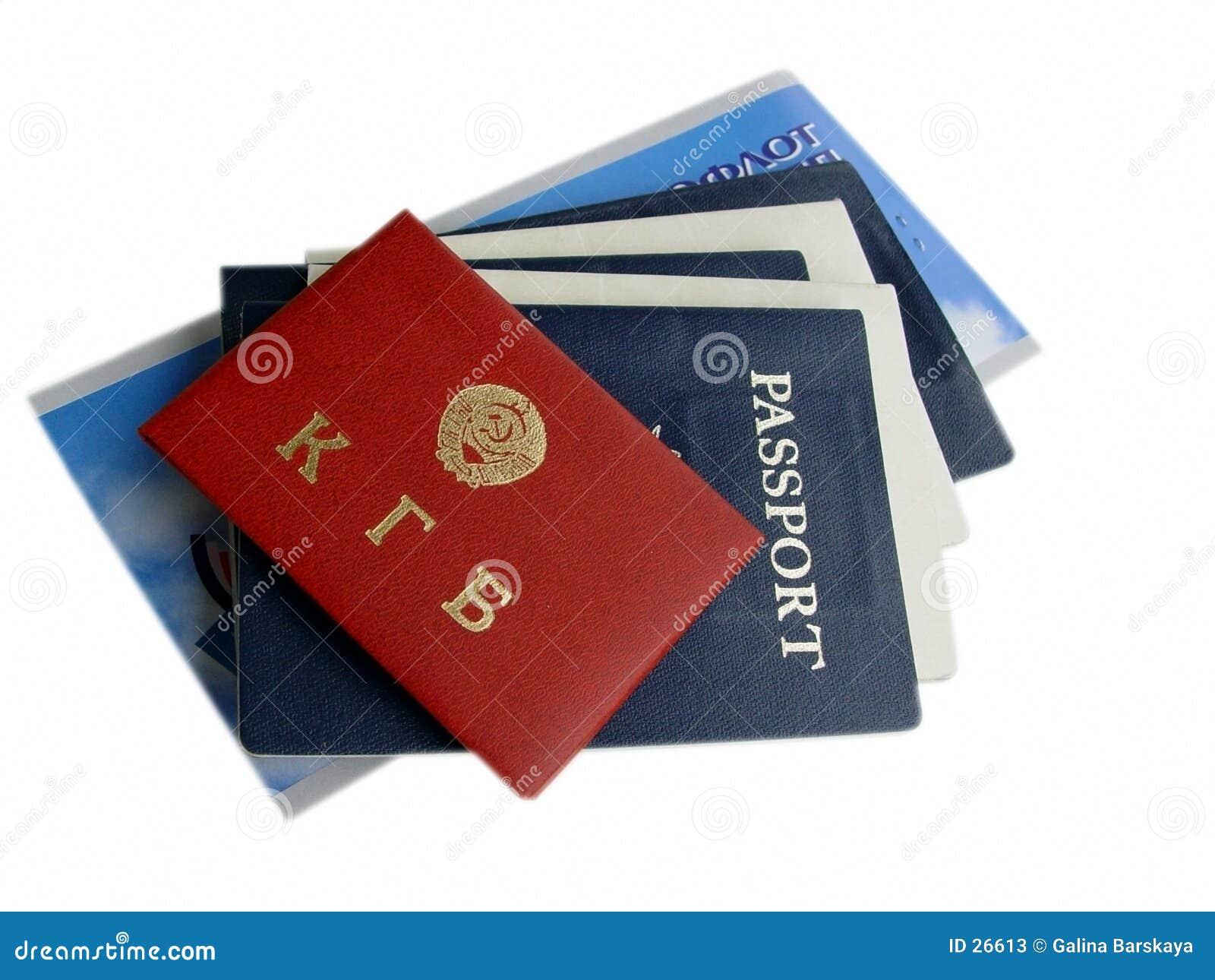 Download Amerikanische U. Russische Dokumente Getrennt Stockbild - Bild von länder, staatsbürgerschaft: 26613