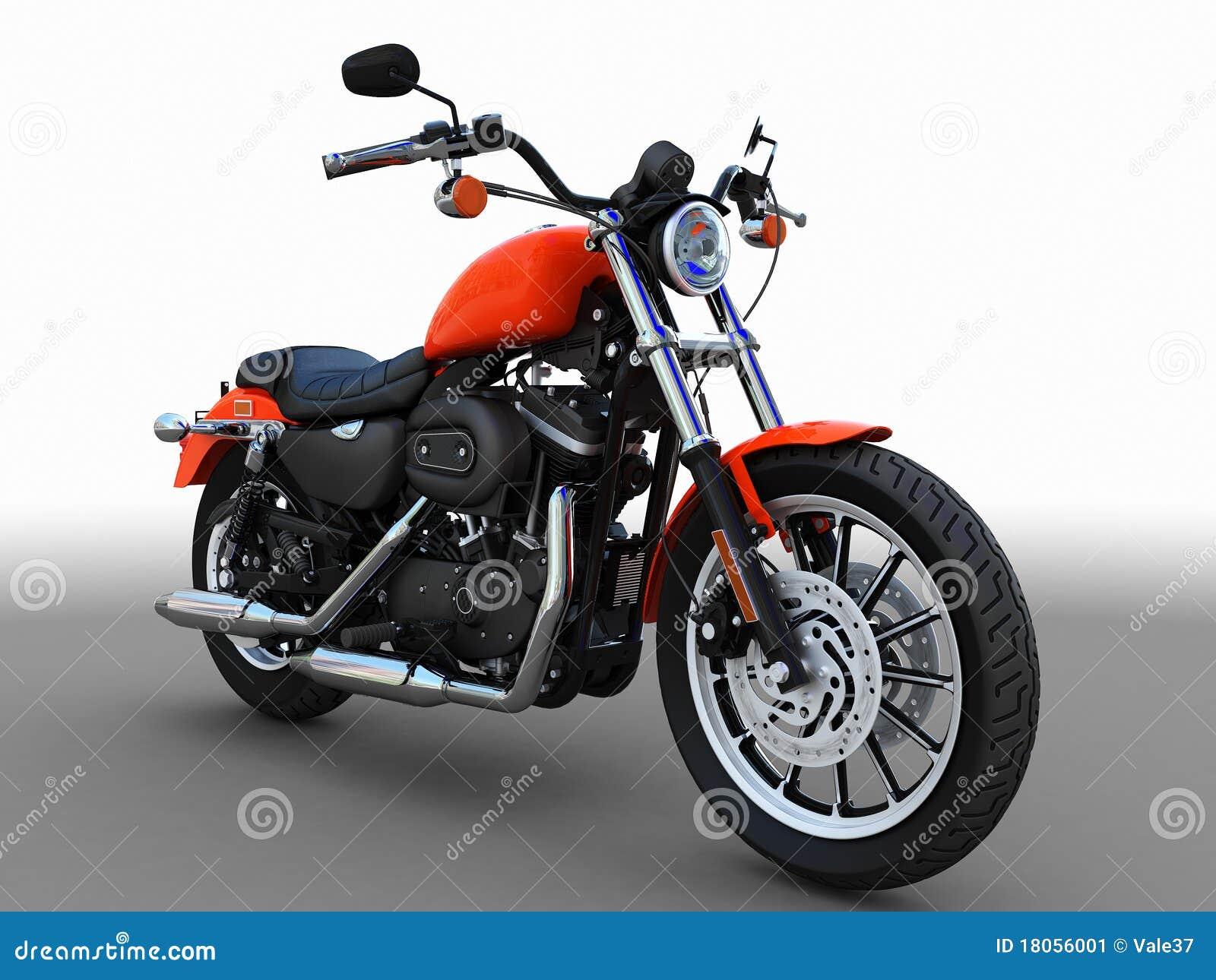 Amerikanisches Motorrad