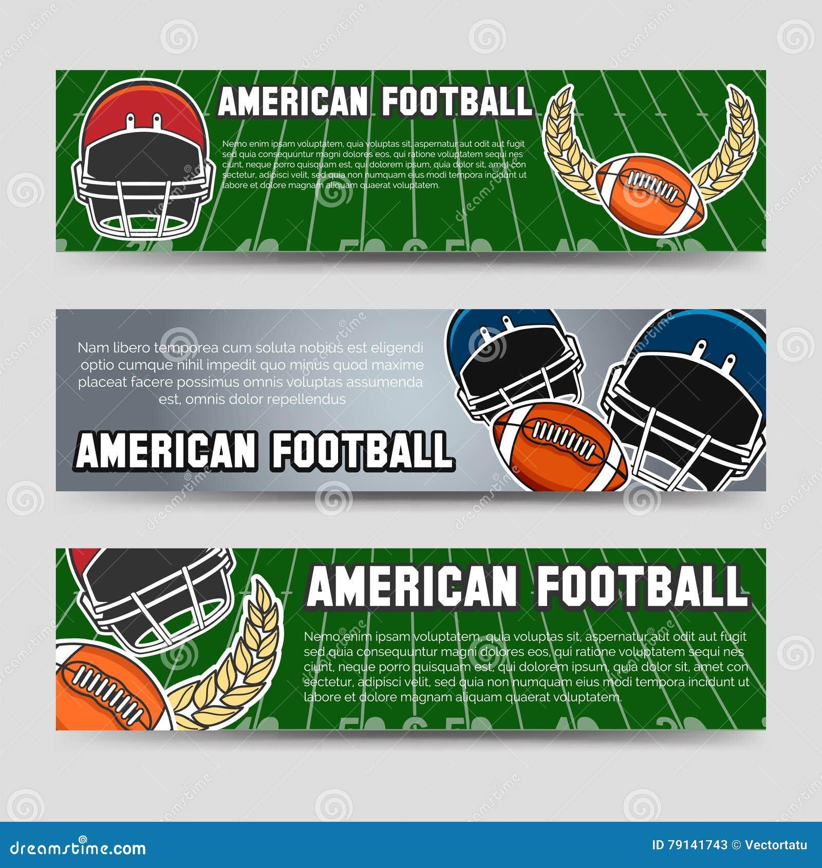 Amerikansk banerfotboll