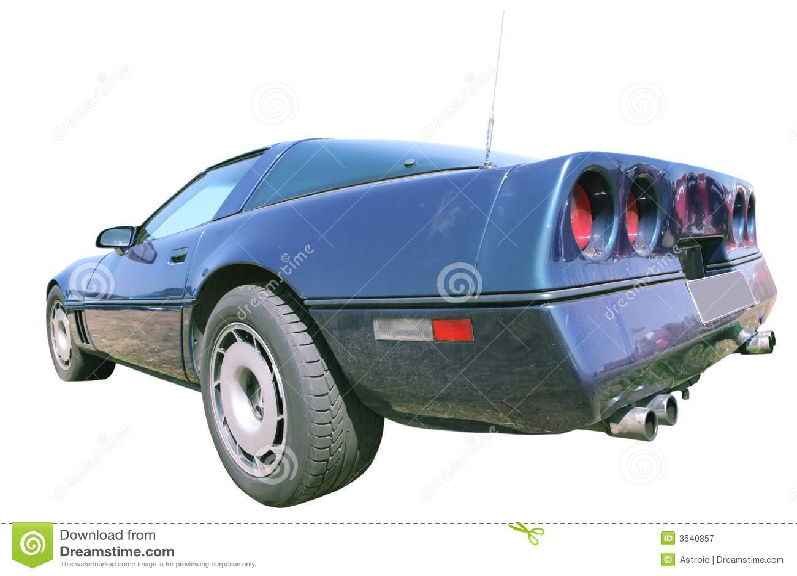 Amerikansk bilsporttappning